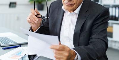 40歳代以上の会員には郵送による告知が有効