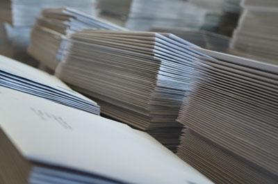 会員情報が古いままだと、多くの会員に郵送物が届かないことに